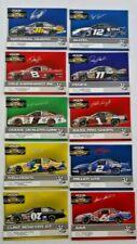 Auto Racing Nascar Lot of 10 Trading Cards Nextel Cup Series 2006 Press Pass