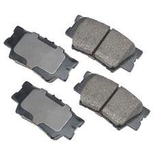 Akebono ACT1212 Rear Ceramic Brake Pads