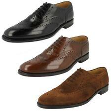 Loake Herren-Business-Schuhe aus Wildleder