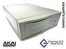 EXTERNAL SCSI HARD DRIVE 73GB AKAI S5000/S6000/DPS16/DPS24|Z4IZ8|DPS12|DPS16|