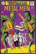Metal Men #32 FN
