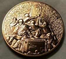 2015 Monuments Men ~ US Mint Issued Bronze Medal