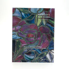 Tiffany Studios Auction Catalog Garden Museum Pt 3