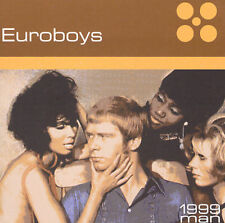 Euro Boys CD 1999 Man sealed new Man's Ruin Turbonegro guitar player EP Euroboy