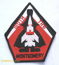160TH TRS RF-4C PHANTOM PATCH US AIR FORCE DANNELLY FIELD MONTGOMERY ANG AFB WOW