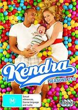 Kendra : Season 2-3 (DVD, 2012, 3-Disc Set)