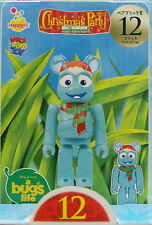 Disney X Pixar Christmas Party 2013 Bearbrick 100%  #12 ,1pc Bugs Life Medicom#2