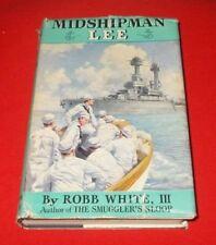 """Midshipman Lee""  By Robb White  *1938* 1st Edition  HC/DJ"