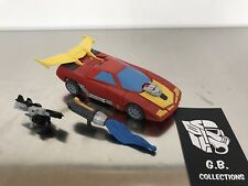 Transformers Reveal The Shield Battle In Space Rodimus DLX Class 100% Complete