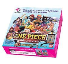 One Piece AR Carddass first wave AR-OP01 BOX Japan