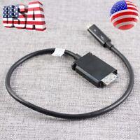 5T73G USB-C Cable for Dell Thunderbolt TB15 K16A DOCK 5T73G 3V37X Black New