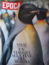 EPOCA n°718 1964 Legge Merlin - Il pittore del silenzio Giorgio Morandi  [C81]