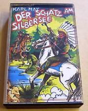 Karl May Hörspielkassette MC Western - Der Schatz am Silbersee ( im )