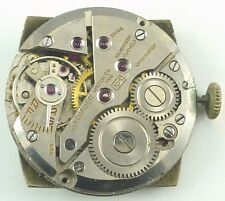 Wittnauer 10S Mechanical Wristwatch Movement  - Spare Parts, Repair