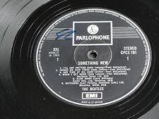 THE BEATLES Something New UK Export One Box EMI CPCS 101 Stereo LP. Rare!!