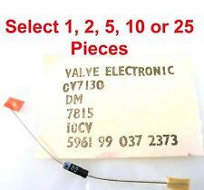 Mullard CV7130 OA91 Germanium Signal Diode DO-7 Case 1 2 5 10 25 Pieces MBL1-05