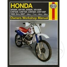 Honda CRF 50 F 2005 Haynes Service Repair Manual 2218