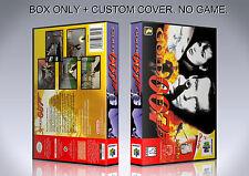 GOLDENEYE 007. NTSC VERSION. Box/Case. Nintendo 64. BOX + COVER. (NO GAME).