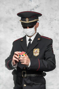 Russia MVD Police Officer Lieutenant Full Modern Summer Uniform Kit