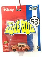 Johnny Lightning Disney Hollywood On Wheels Herbie The Love Bug Taxi Volkswagen