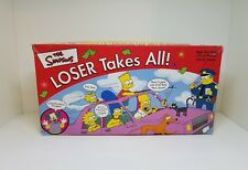 20th Century Fox Rose Art The Simpsons Board Game Loser Takes All