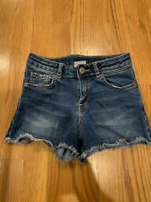 cf3b263bc Pantalones cortos Zara (talla 4 y más grande) para las niñas | eBay