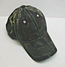 Mossy Oak Camo Pink Stitching Womens Hat