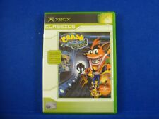 *xbox CRASH BANDICOOT The Wrath Of Cortex *c (NI) Game Microsoft PAL UK Version