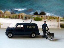 Corgi Toys 448 Police Austin Mini Van with original dog and handler