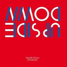 JAZZANOVA - UPSIDE DOWN - CD, 2011 - PROMO