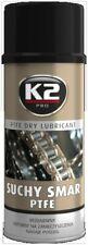 K2 PTFE Teflon Trockenschmiermittel Spray, Trockenschmierspray, 400ml