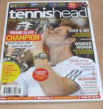 September Tennis Sports Magazines
