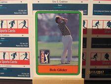 1981 Donruss #19 Bob Gilder SP RC
