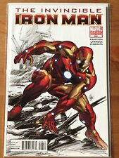 Invincible Iron Man 508 Deodato Architects 1:26 variant NM
