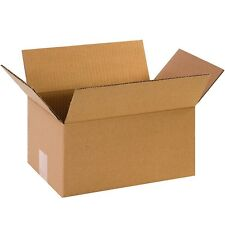 25 NEW 16 x 10 x 8 Corrugated Shipping Box Boxes  Cartons Packing (25 Bundle)