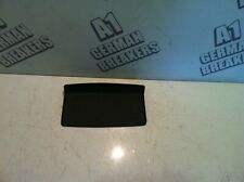 04-12 1Z0857938B GENUINE SKODA OCTAVIA CENTRE DASHBOARD RUBBER INSERT MAT TRIM