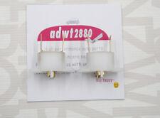 2pcs H1 Halogen Headlight Bulb Socket Holder For Honda CRV CR-V Prelude Acura