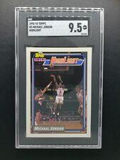 1992-93 Topps Michael Jordan Highlight