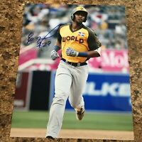 Eloy Jimenez Signed 8x10 Photo Chicago Cubs White Sox Autograph Futures Game