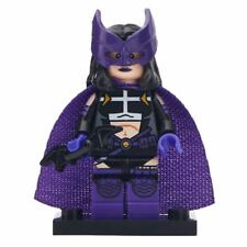 Huntress - New Marvel Comics Lego Moc Minifigure Gift For Kids [Purple Suit]