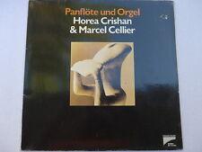 Horea Crishan & Marcel Cellier – Panflöte Und Orgel LP