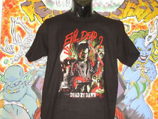 "Evil Dead 2 ""Dead By Dawn"" Shirt Army of Darkness Bruce Campbell Horror"