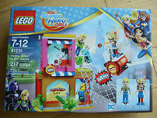 Lego Dc Super Hero Girls Harley Quinn To The Rescue 41231 Friends Princess Elves