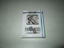 Final Fantasy TCG Starter Deck XIII Ice And Lightning FREE SHIPPING