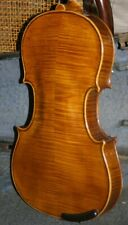 old 19th century antique violin full size.