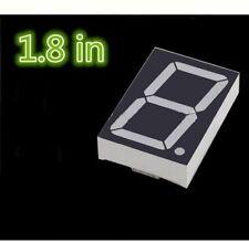 5pcs New 18 Inch 1 Digit Green Led Display 7 Segment Common Cathode C9