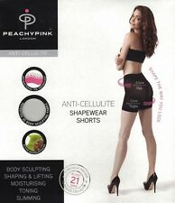 PEACHY PINK Luxury Womens Anti-Cellulite Shapewear Shorts