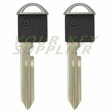 2 Insert Emergency Blades NI06 NI05 for Nissan / Infiniti Smart Proximity Keys