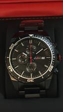 BMW M Herren Armbanduhr Chronograph