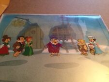 Hanna Barbera Flintsones Christmas Carol
